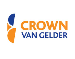 Logo - Crown van Gelder